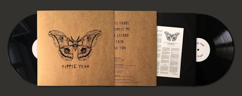 Yippie Yeah Band Vinyl EP Kreismusik