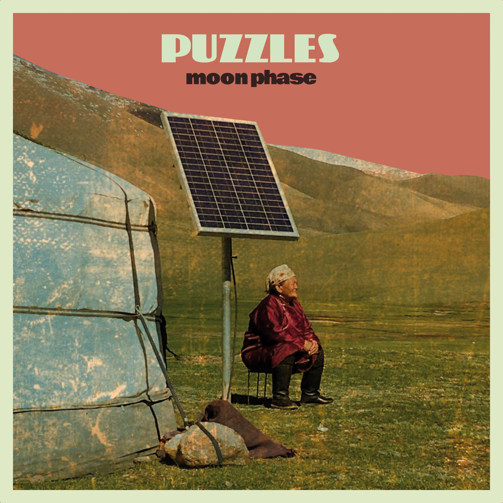 PUZZLES - moon phase